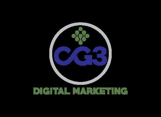 CG3 Digital Marketing logo